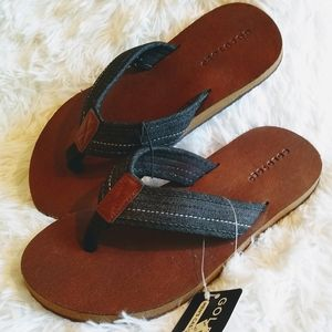 Goldtoe Flip Flops Men's Size 8